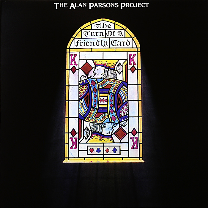 The Alan Parsons Project The Alan Parsons Project. The Turn Of A Friendly Card (LP) виниловая пластинка the alan parsons project stereotomy