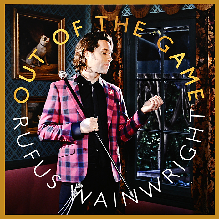 Руфус Уэйнрайт Rufus Wainwright. Out Of The Game (2 LP) rufus wainwright leeds