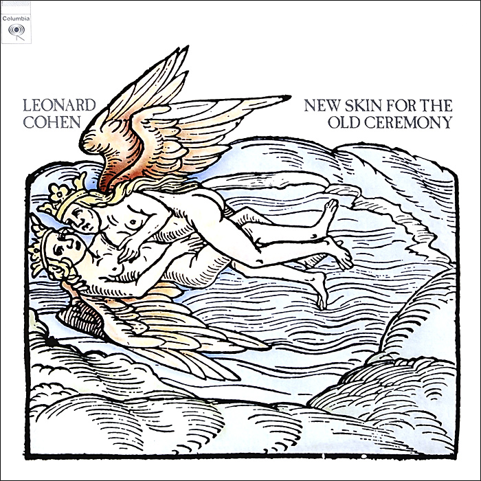 Леонард Коэн Leonard Cohen. New Skin For The Old Ceremony (LP) леонард коэн leonard cohen songs of leonard cohen lp
