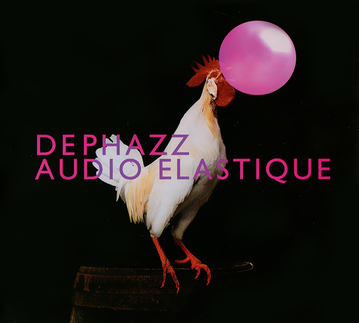 De Phazz. Audio Elastique