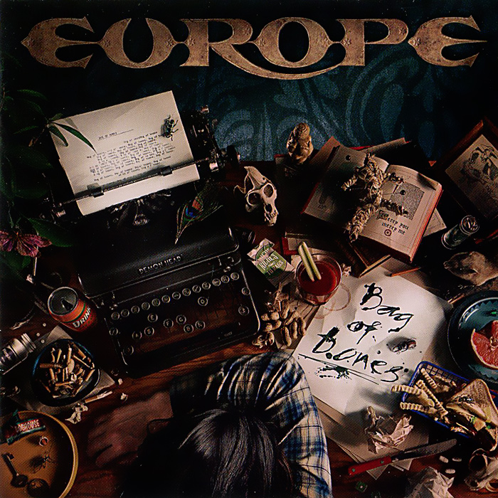 Europe Europe. Bag Of Bones europe europe war of kings deluxe edition cd dvd
