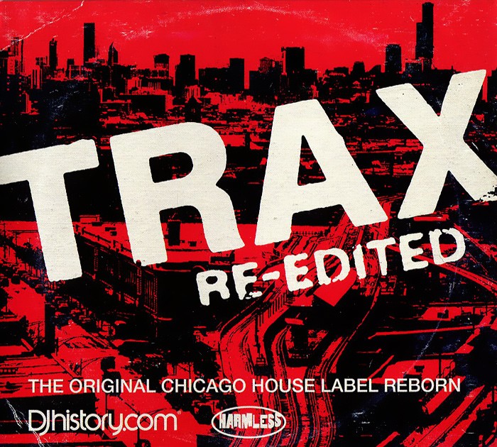 Trax Re-Edited (2 CD)