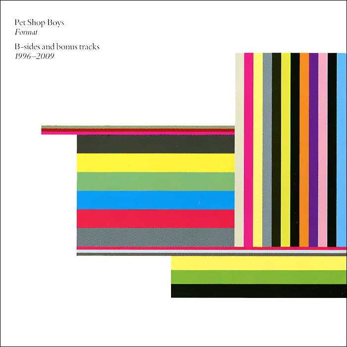 Pet Shop Boys Pet Shop Boys. Format - B-Sides And Bonus Tracks 1996-2009 (2 CD) pet shop boys brasília