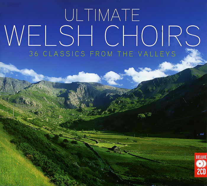Ultimate Welsh Choirs (2 CD)