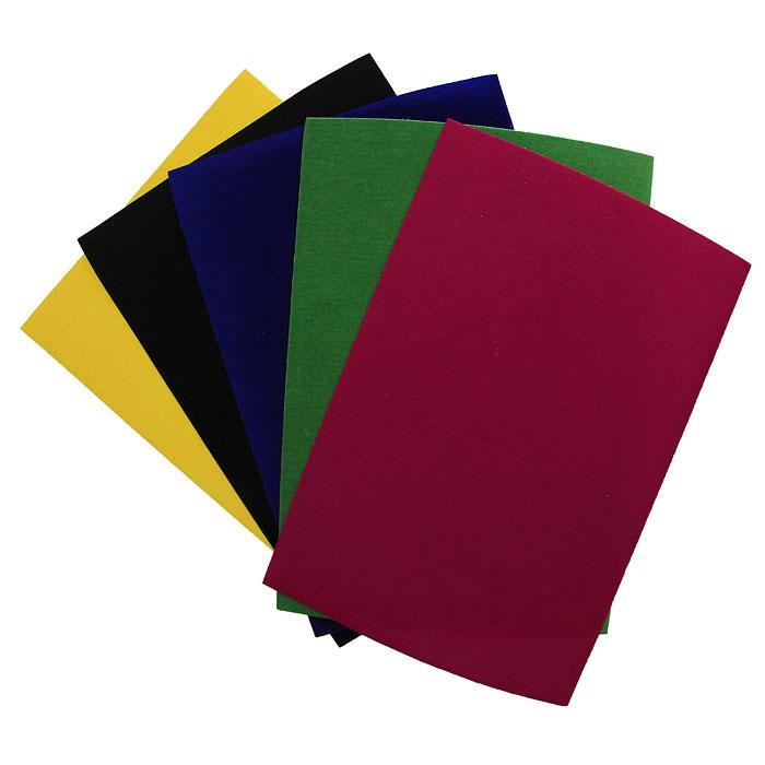 Цветная бархатная бумага Fancy, 5 цветовFD010023Набор цветной бархатной бумаги Fancy состоит из листов красного, синего, черного, зеленого и желтого цветов. Он позволит вам создавать всевозможные аппликации и поделки. Создание поделок из цветной бумаги позволяет ребенку развивать творческие способности, кроме того, это увлекательный досуг.Воплотите свои творческие фантазии в красочных аппликациях с помощью этого набора!Характеристики:Формат листа: А4.