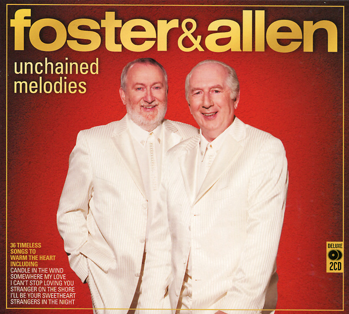 Foster & Allen Foster & Allen. Unchained Melodies (2 CD) cd foster the people sacred hearts club