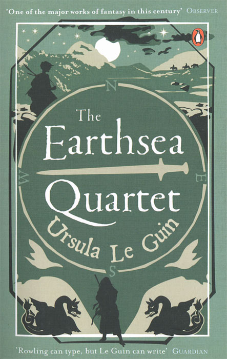 The Earthsea Quartet the wizards of once