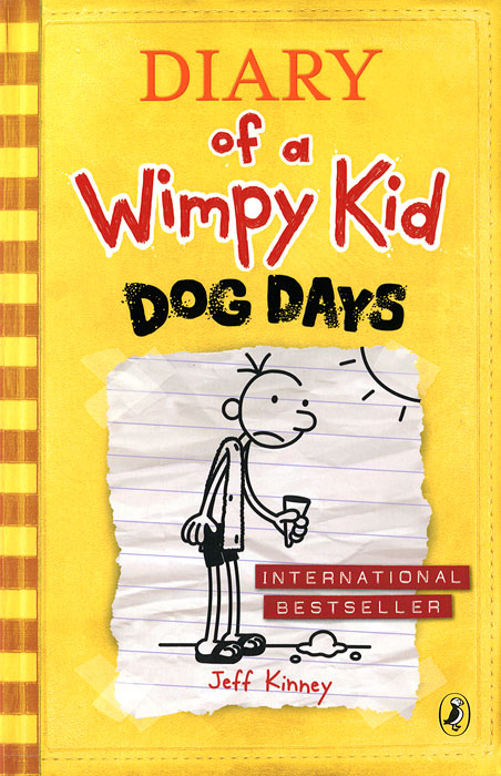 Купить Diary of a Wimpy Kid: Dog Days,