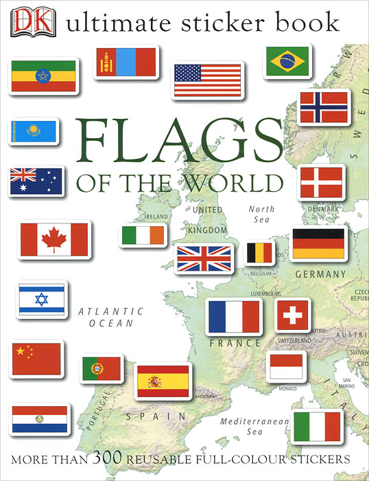 Flags of the World room id flag system 6 flags primary colors