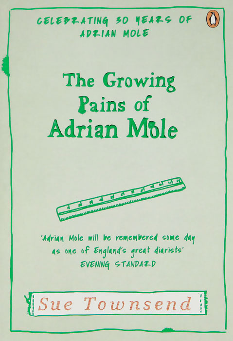 The Growing Pains of Adrian Mole pains and grievances of hafiz