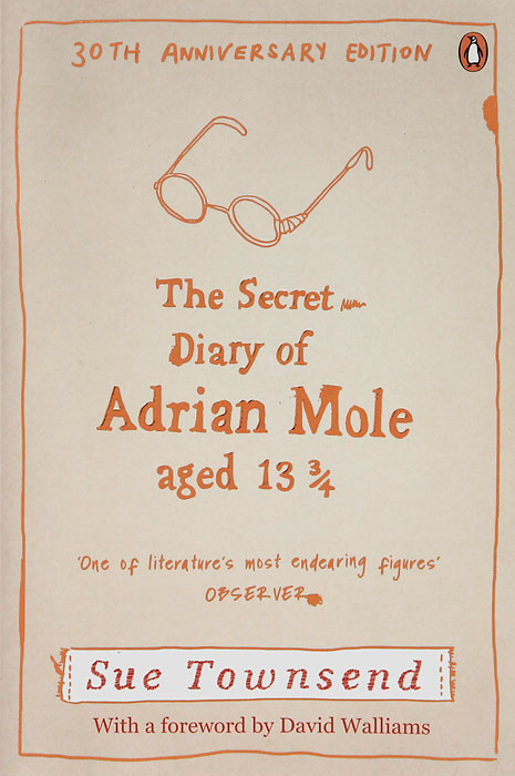 The Secret Diary of Adrian Mole Aged 13 3/4 first love and the diary of a superfluous man