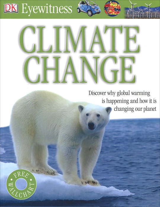 Фото Climate Change dk eyewitness top 10 travel guide scotland