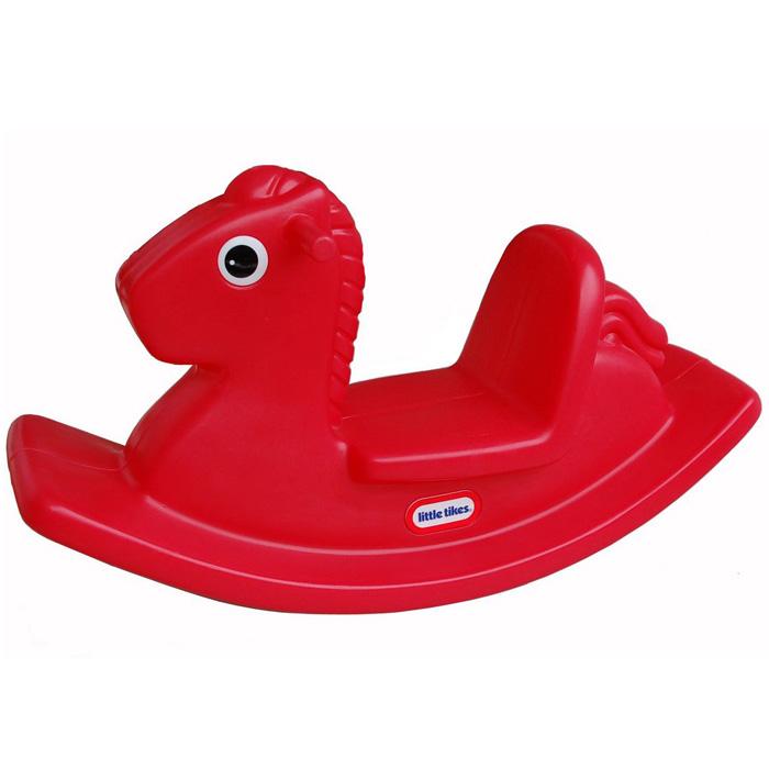 Качалка  Лошадка , цвет: красный - Ходунки, прыгунки, качалки