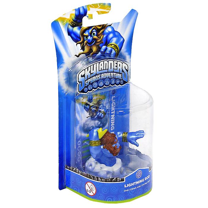 Skylanders. Интерактивная фигурка Lightning Rod skylanders spyro s adventure стартовый набор