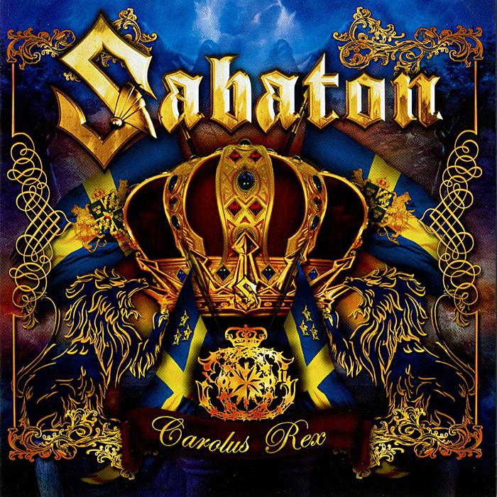 Sabaton Sabaton. Carolus Rex