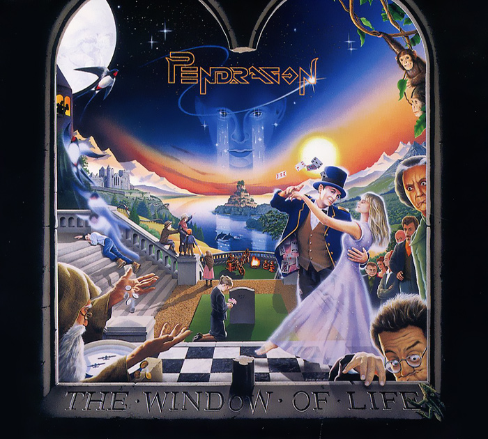 Pendragon Pendragon. The Window Of Life the knights of pendragon vol 1