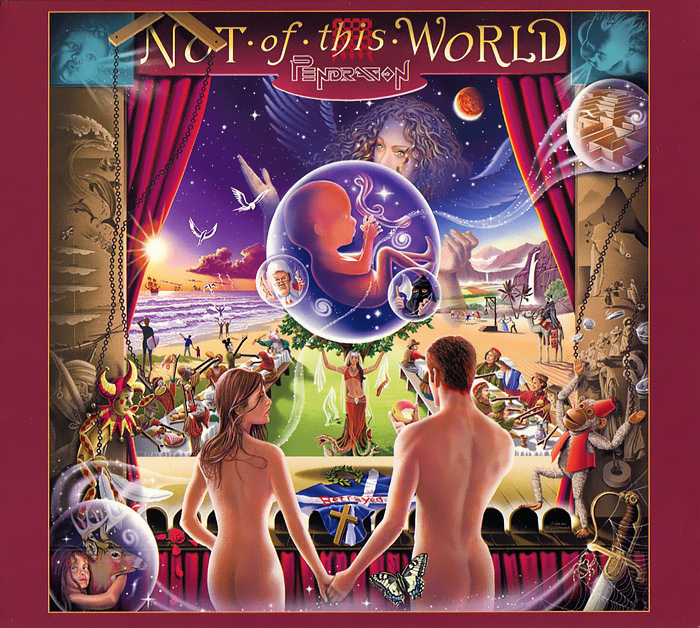 Pendragon Pendragon. Not Of This World pendragon pendragon not of this world 2 lp