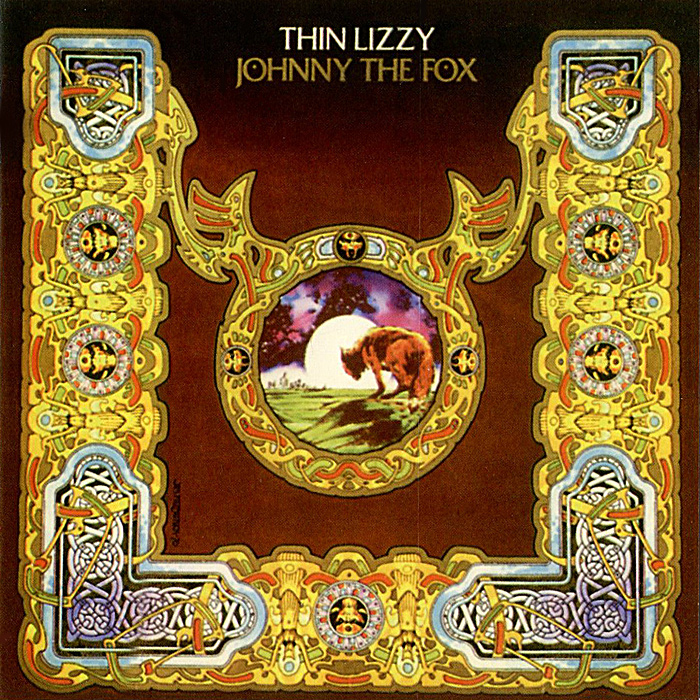 Thin Lizzy. Johnny The Fox
