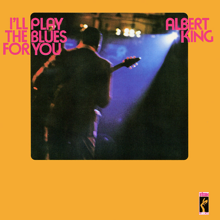 Альберт Кинг Albert King. I'll Play The Blues For You альберт кинг стиви рэй воэн albert king stevie ray vaughan in session deluxe edition cd dvd