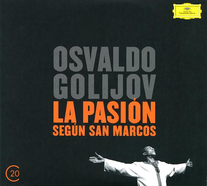 Osvaldo Golijov. La Pasion Segun San Marcos (2 CD)