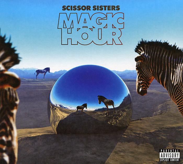 Scissor Sisters Scissor Sisters. Magic Hour sisters red