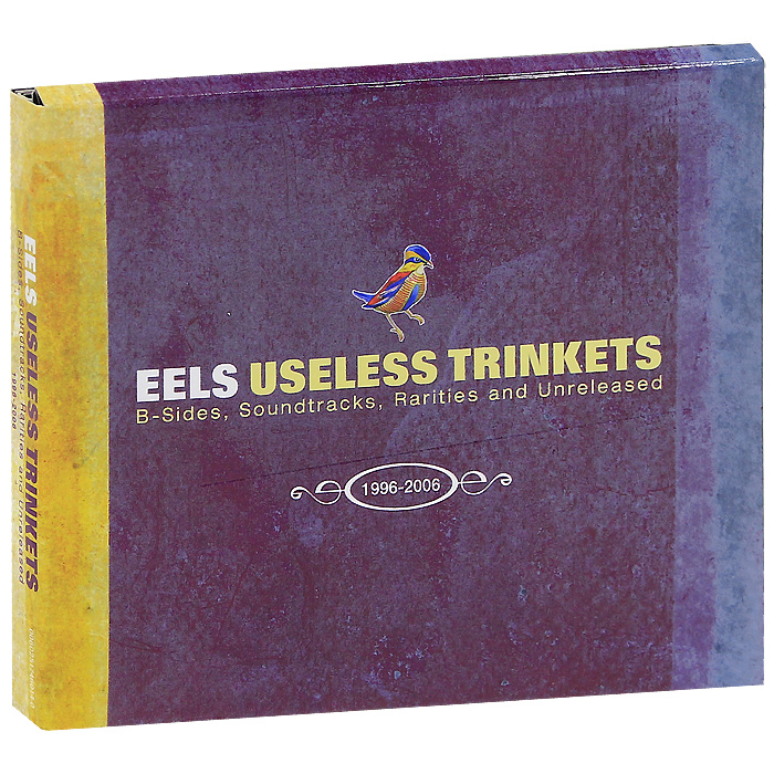 Фото - Eels Eels. Useless Trinkets. B-Sides, Soundtracks, Rarities And Unreleased 1996-2006 (2 CD + DVD) рюкзак code code co073bwbyzk6