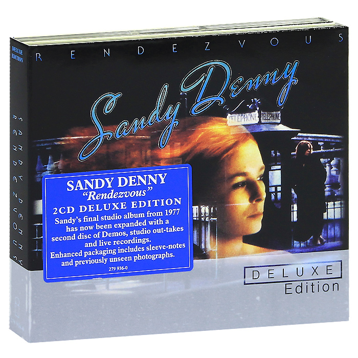 Сэнди Денни Sandy Denny. Rendezvous. Deluxe Edition (2 CD)