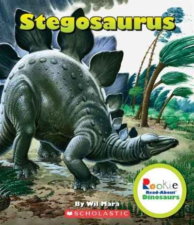 Stegosaurus (Rookie Read-About Dinosaurs)
