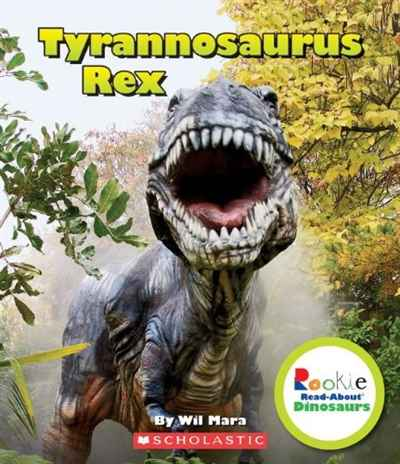 Tyrannosaurus Rex (Rookie Read-About Dinosaurs (Quality)) dinosaurs model pterosaur dimorphodon classic toys for boys with retail box