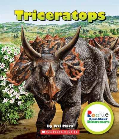 Triceratops (Rookie Read-About Dinosaurs) dinosaurs model pterosaur dimorphodon classic toys for boys with retail box