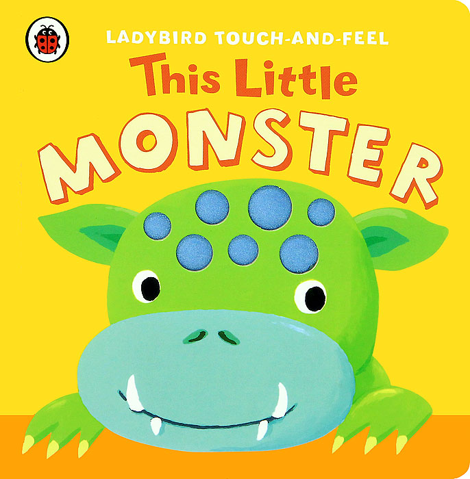 This Little Monster feel and find fun building site