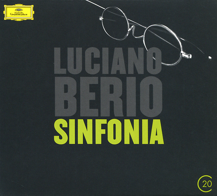 London Voices,Питер Эотвос,Gothenburg Symphony Orchestra Lucano Berio. Sinfonia mika sinfonia pop