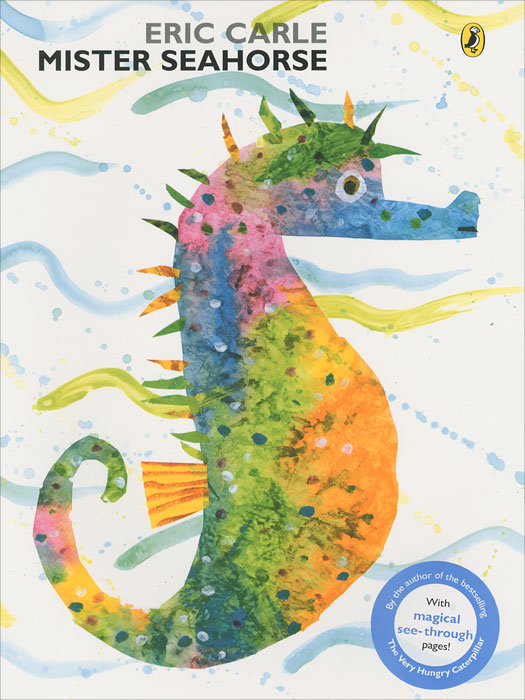 Mister Seahorse eric carle mister seahorse