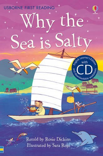 Why the Sea Is Salty? (Young Reading Series 4 Bk & CD) rdr young adult dracula audio cd