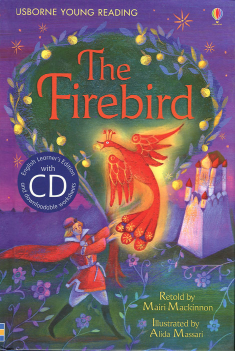 The Firebird (+ CD) cd диск the doors when you re strange a film about the doors songs from the motion picture 1 cd