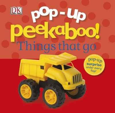 Купить Pop-Up Peekaboo: Things That Go