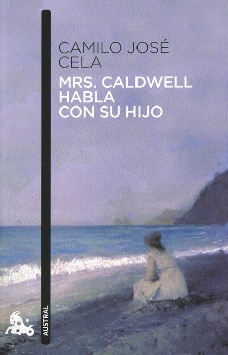 Mrs. Caldwell habla con su hijo el manuscrito de nieve