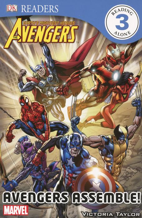 Avengers: Avengers Assemble!
