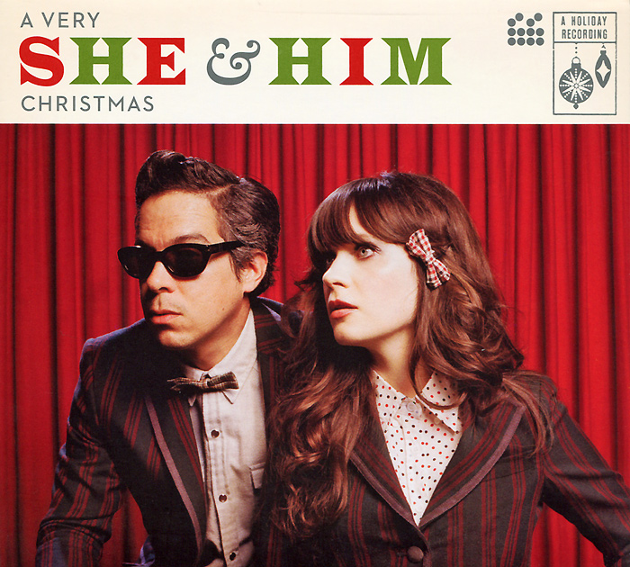 She & Him She & Him. A Very She & Him Christmas meade l t a very naughty girl