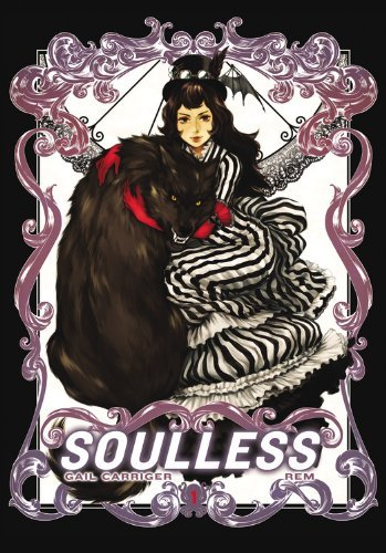 Soulless: The Manga, Vol. 1 (The Parasol Protectorate (Manga)) cedric vol 1 high risk class