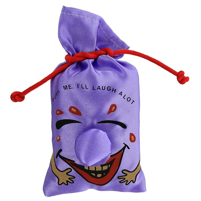 Сувенир Эврика Мешочек со смехом, цвет: фиолетовый 10pcs lot s60sc4mt 60sc4mt
