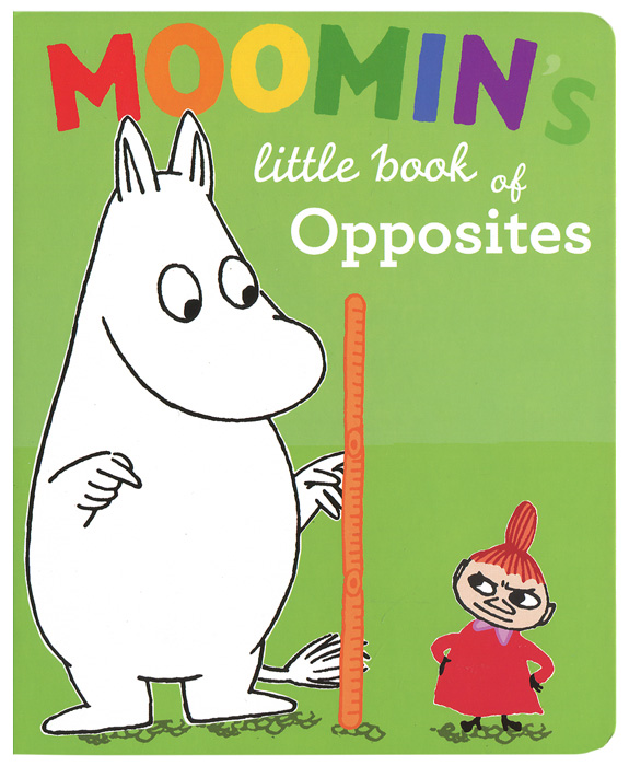 Moomin's Little Book of Opposites the little book of batman