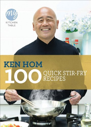 100 Quick Stir-Fry Recipes (My Kitchen Table) jaffrey madhur my kitchen table 100 weeknight curries