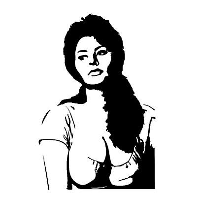 Стикер Paristic Софи Лорен, цвет: черный, 69 х 103 смKCO-30-658479Добавьте оригинальность вашему интерьеру с помощью необычного стикера Софи Лорен. Для всех поклонников великой актрисы Софи Лорен предлагаемый стикер придется по душе.Необыкновенный всплеск эмоций в дизайнерском решении создаст утонченную и изысканную атмосферу не только спальни, гостиной или детской комнаты, но и даже офиса. Стикер выполнен из матового винила - тонкого эластичного материала, который хорошо прилегает к любым гладким и чистым поверхностям, легко моется и держится до семи лет, не оставляя следов.Сегодня виниловые наклейки пользуются большой популярностью среди декораторов по всему миру, а на российском рынке товаров для декорирования интерьеров - являются новинкой. Характеристики: Материал:винил. Размер стикера (Ш х В): 69 см х 103 см. Размер упаковки:80 см х 11 см х 5,5 см. Производитель: Франция.Комплектация: виниловый стикер; инструкция. Paristic - это стикеры высокого качества. Художественно выполненные стикеры, создающие эффект обмана зрения, дают необычную возможность использовать в своем интерьере элементы городского пейзажа. Продукция представлена широким ассортиментом - в зависимости от формы выбранного рисунка и от Ваших предпочтений стикеры могут иметь разный размер и разный цвет (12 вариантов помимо классического черного и белого). В коллекции Paristic - авторские работы от урбанистических зарисовок и узнаваемых парижских мотивов до природных и графических объектов. Идеи французских дизайнеров украсят любой интерьер: Paristic -это простой и оригинальный способ создать уникальную атмосферу как в современной гостиной и детской комнате, так и в офисе.В настоящее время производство стикеров Paristic ведется в России при строгом соблюдении качества продукции и по оригинальному французскому дизайну. УВАЖАЕМЫЕ КЛИЕНТЫ! Обращаем ваше внимание на цвет рисунка. Цветовой вариант рисунка, данного в интерьере, служит для визуального восприятия.