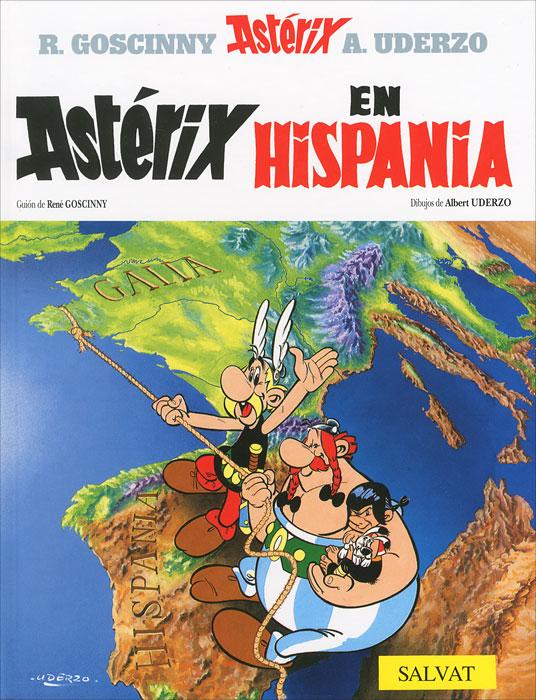Asterix: Asterix en Hispania antes de conocerte