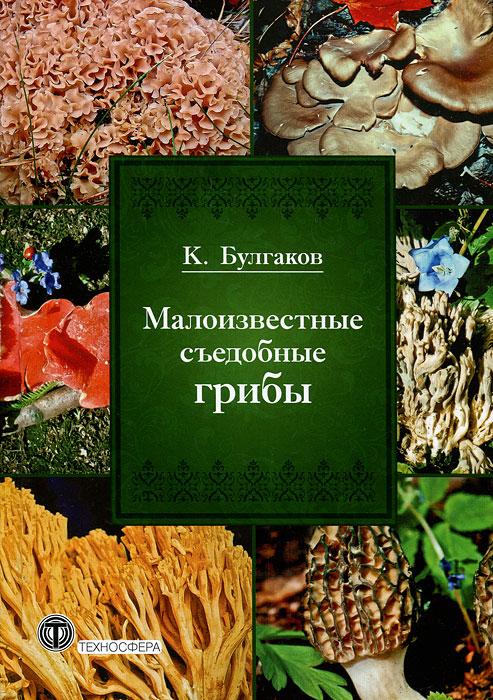 К. Булгаков Малоизвестные съедобные грибы мицелий грибов груздь белый 60мл