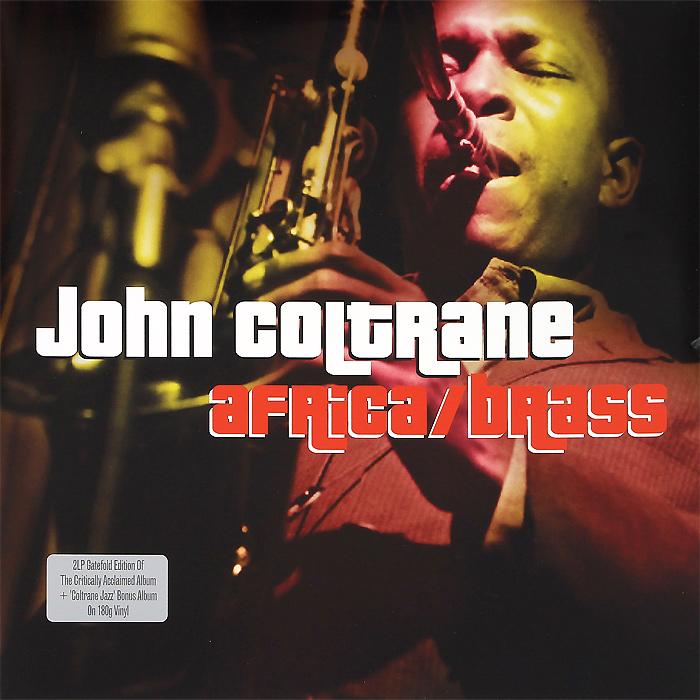 Джон Колтрейн John Coltrane. Africa / Brass. Gateford Edition (2 LP) roxy music roxy music the studio albums limited edition 8 lp