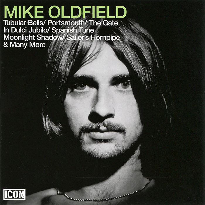 Майк Олдфилд Mike Oldfield. Icon