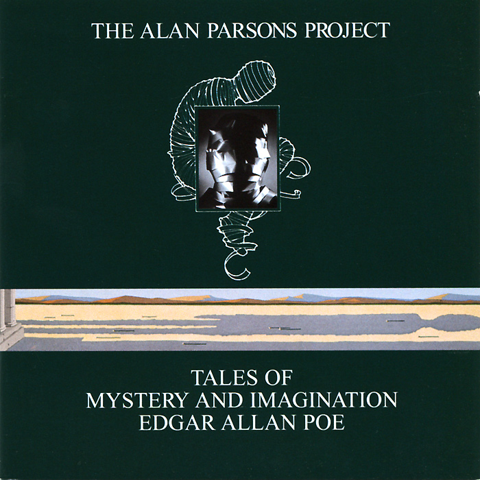 The Alan Parsons Project The Alan Parsons Project. The Tales Of Mystery And Imagination. Edgar Allan Poe. Deluxe Edition (2 CD) виниловая пластинка the alan parsons project stereotomy