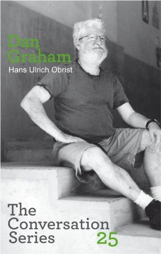 Hans Ulrich Obrist & Dan Graham: Conversation Series: Volume 25 (The Conversation Series) ulrich beck german europe